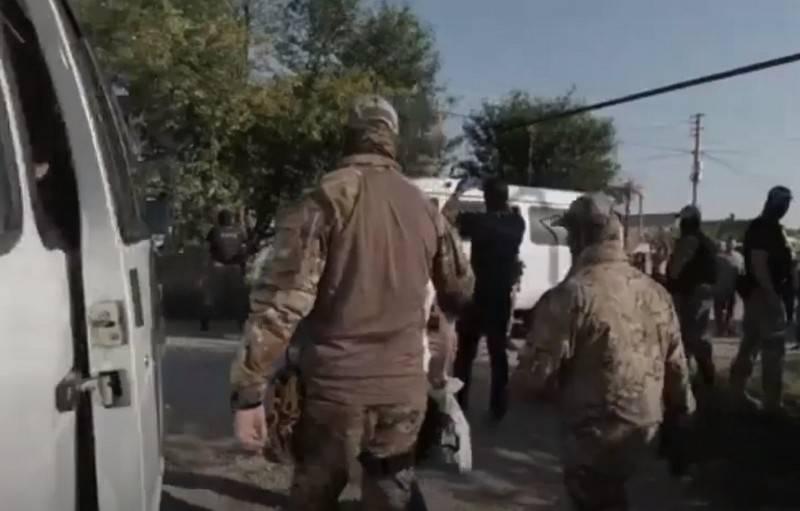 Célula Hizb ut-Tahrir al-Islami liquidada na Crimeia