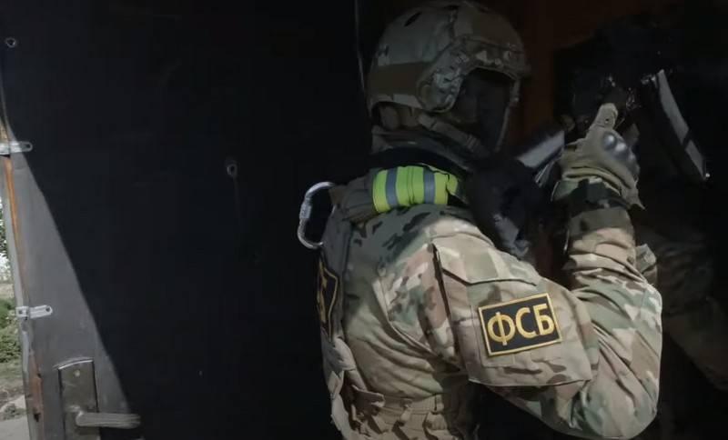 テロ攻撃を準備しているアストラハンで「IG」の支持者を拘束