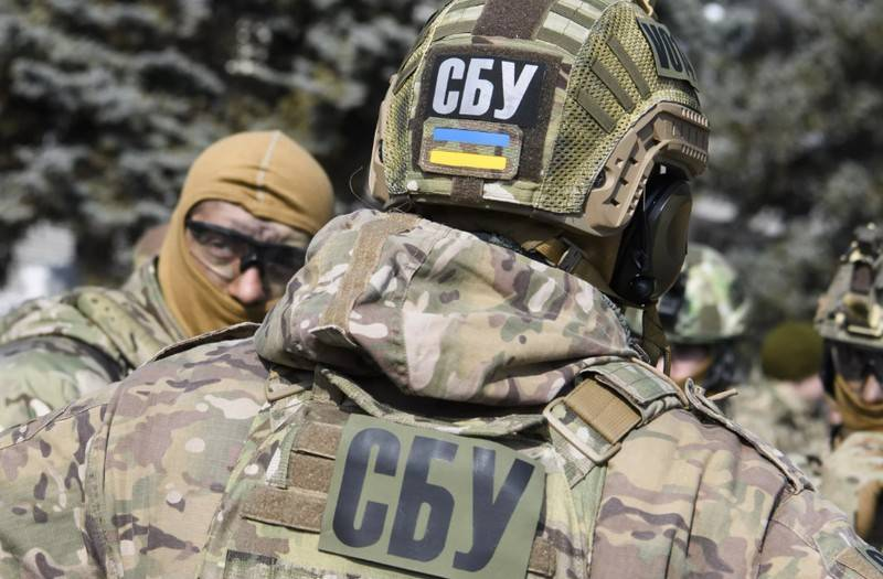 "The SBU announced the detention of the ""curator of the DPR"" from the Russian GRU"