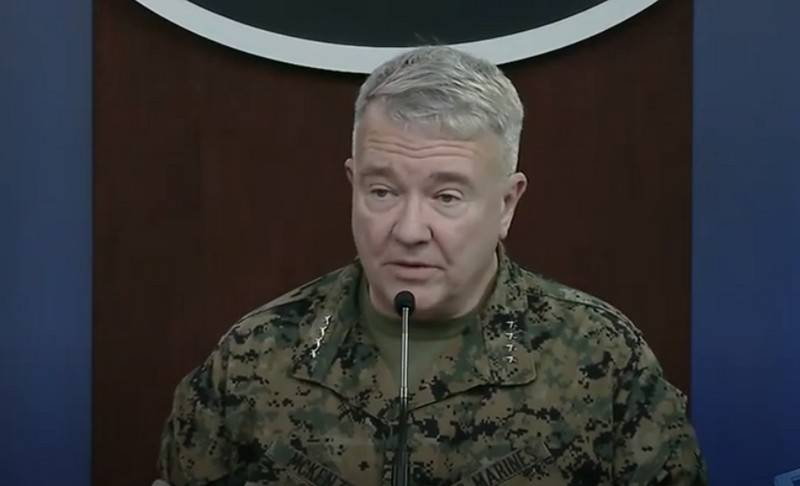 General Mackenzie called unsubstantiated allegations of collusion between Russia and the Taliban