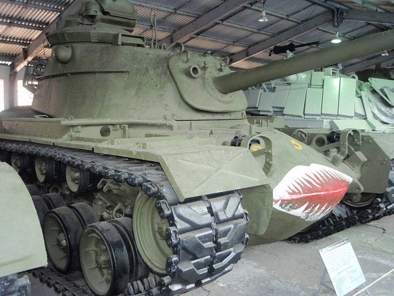 Disruption of the tower. Expert opinion of the Bulletin of Armored vehicles about the Cold War tanks