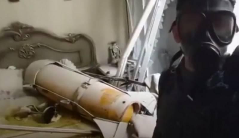 러시아 군은 Idlib에서 화학 무기로 새로운 도발 준비에 대해 배웠습니다.