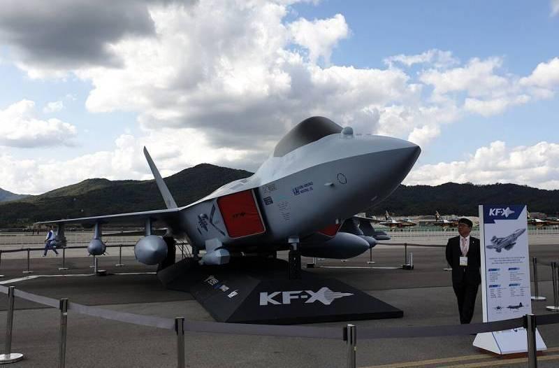 Corea del Sur comenzó a ensamblar el primer prototipo de vuelo de un caza nacional KF-X