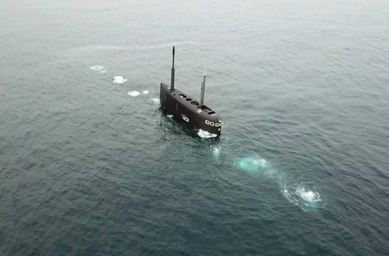 """La flotta DEPL """"Kolpino"""" del Mar Nero ha realizzato un'immersione in acque profonde con """"la posa a terra"""""""