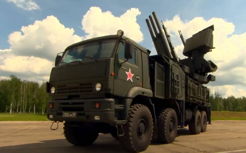 防衛省はモバイル予備の防空連隊を形成します