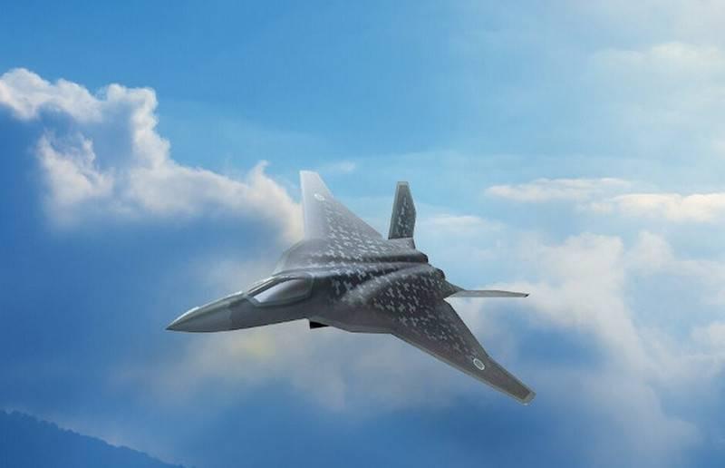 O Japão decidiu o momento do desenvolvimento de um novo caça NGF