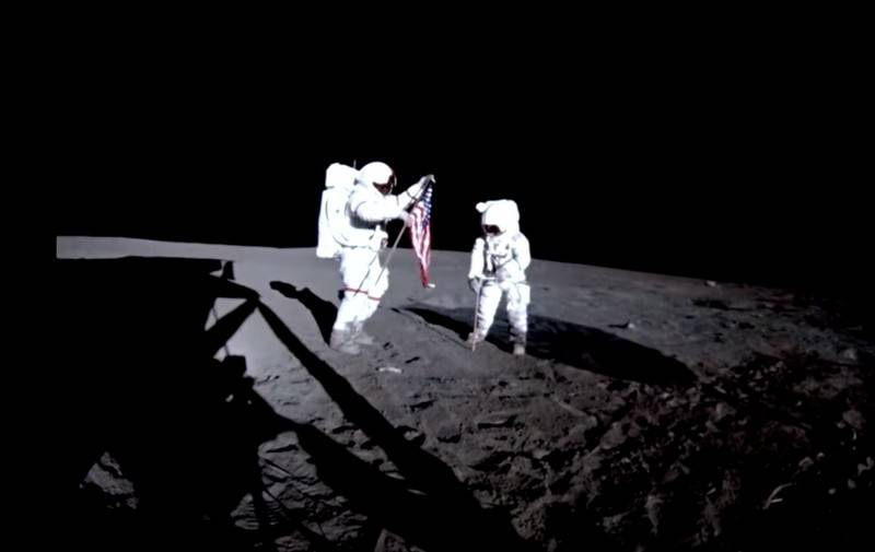 US intends to explore the moon together with Japan