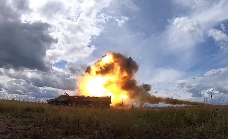 ベラルーシでは、近代化された9M114MB対戦車ミサイルをテストしました