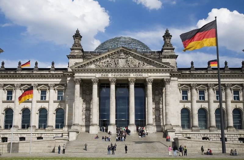 Germany invited Europe to impose sanctions against Russia