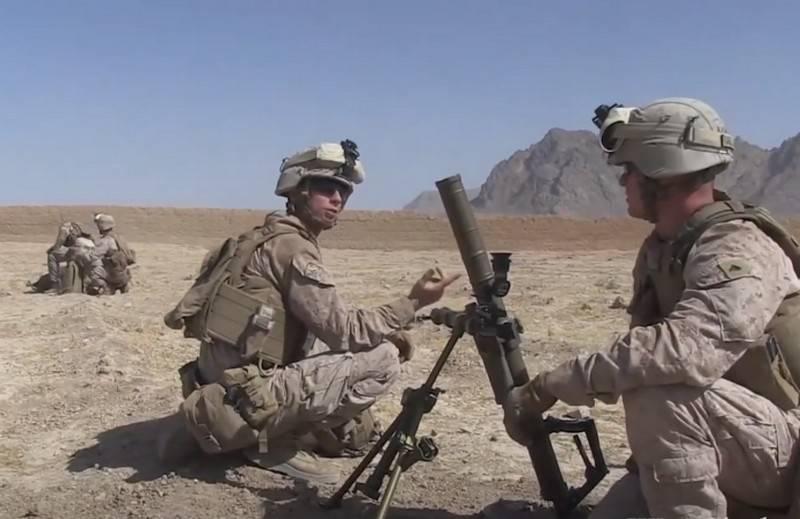 Die Vereinigten Staaten kündigten den Abschluss des Rückzugs eines Teils des Militärkontingents aus Afghanistan an