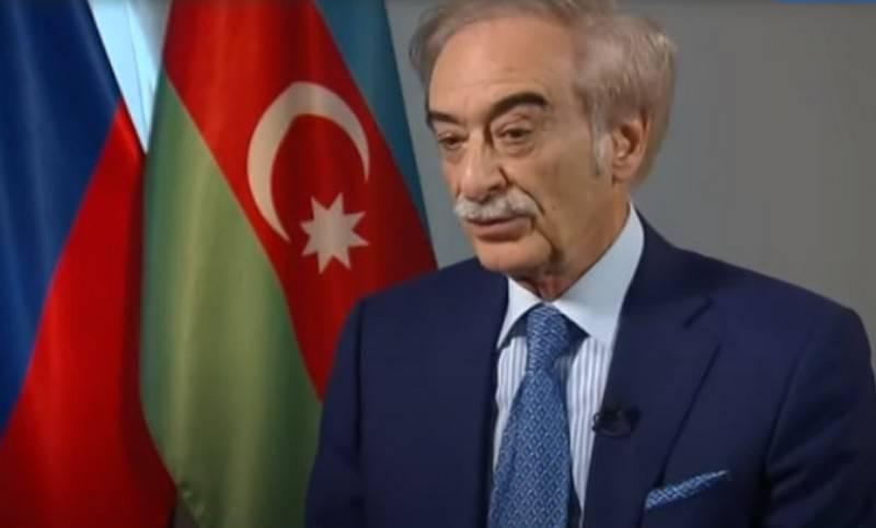 巴库不排除与亚美尼亚的冲突发展为全面的军事行动