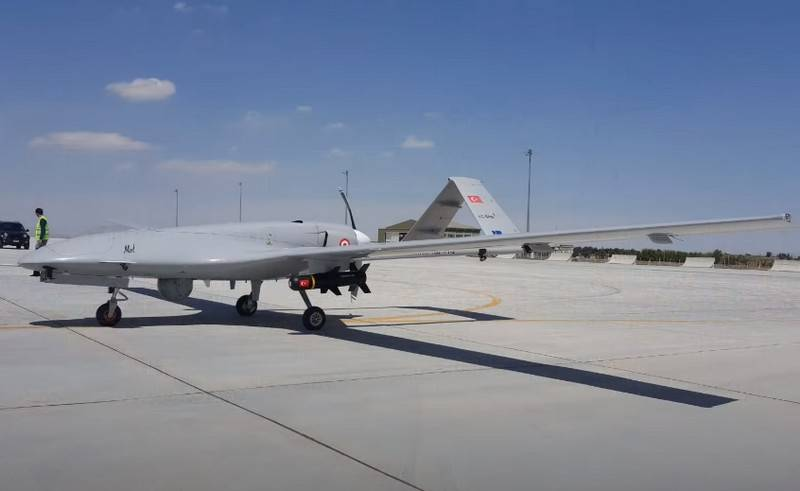 Ukraine will purchase an additional batch of shock drones Bayraktar TB2