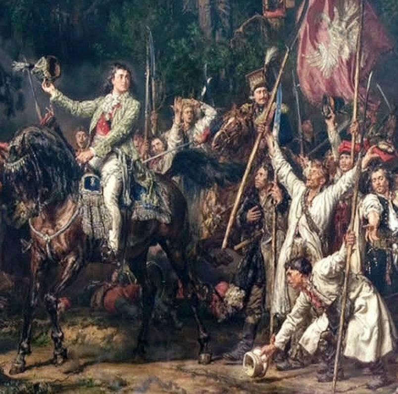 1794年のワルシャワマタン