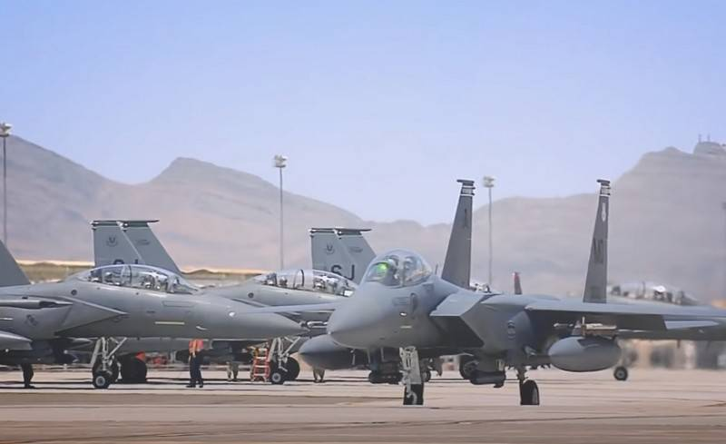 US Department of Defense orders the first modernized F-15EX fighter