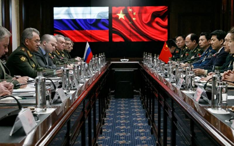 Japan is alarmed by the military alliance of Russia and China
