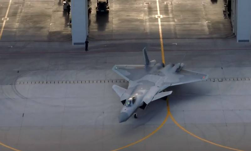 Series production of the fifth generation fighter J-20B started in China