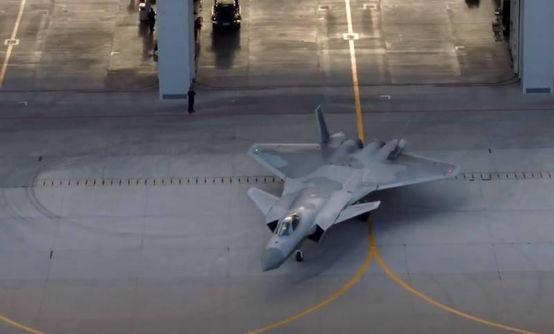 중국에서 20 세대 전투기 J-XNUMXB의 시리즈 생산 개시