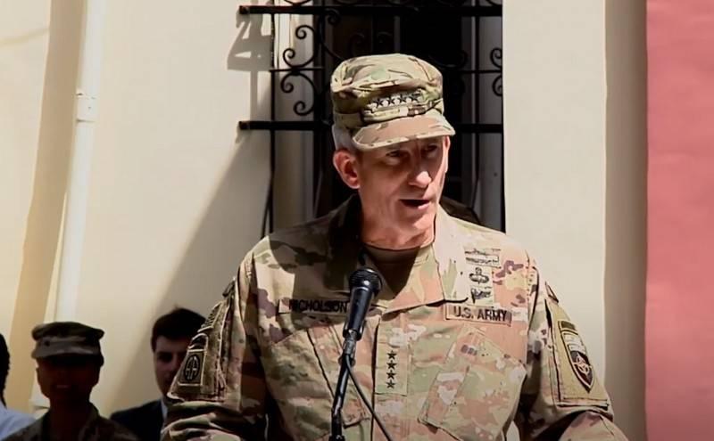 """सेवानिवृत्त अमेरिकी जनरल ने रूस और तालिबान की """"साजिश"""" का जवाब देने के लिए """"कठिन"""" सुझाव दिया"""