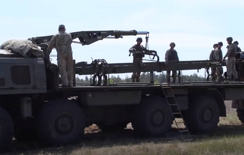 In Ukraine, the deadlines for completing state tests of the Alder-M MLRS were announced