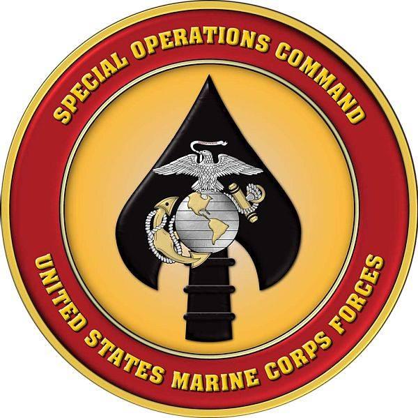 Forze speciali statunitensi. Comando per operazioni speciali del Corpo dei Marines