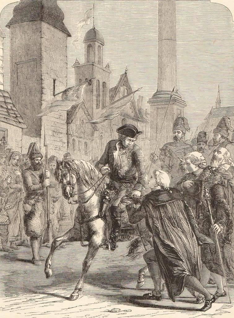 The Prague Massacre of 1794