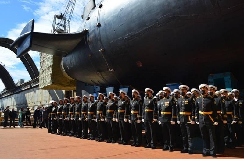 """Das erste serielle APRKSN-Projekt 955A """"Prince Oleg"""" wurde gestartet"""