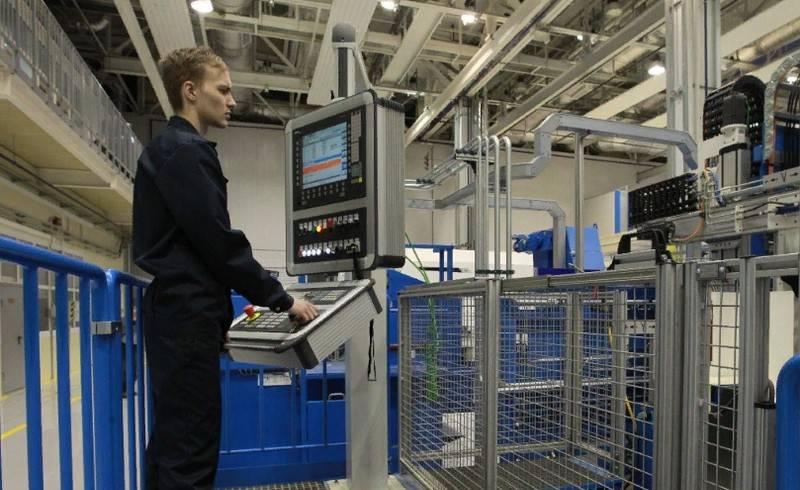 在乌法开设了新的直升机发动机零部件生产中心
