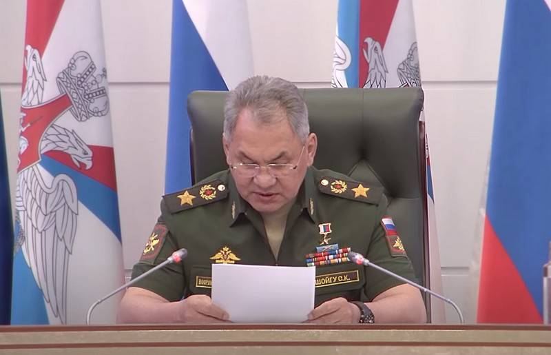In Russia, a sudden check of troops of the Southern and Western military districts began