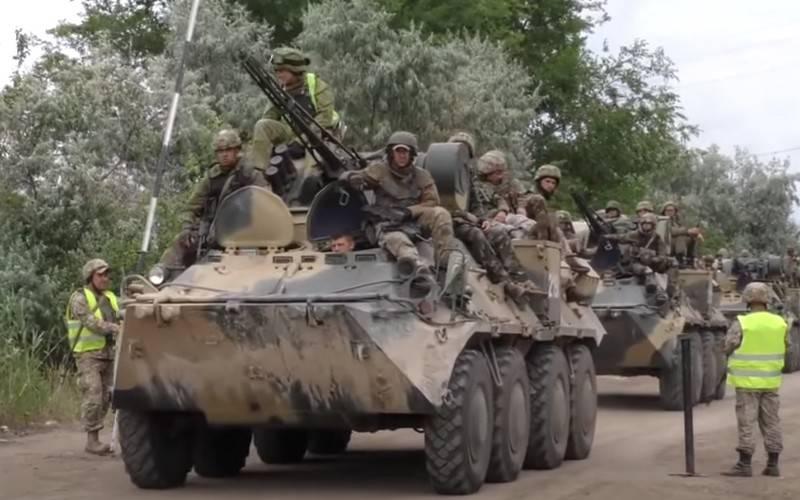 """乌克兰将针对"""" 2020年高加索""""进行自己的军事演习"""