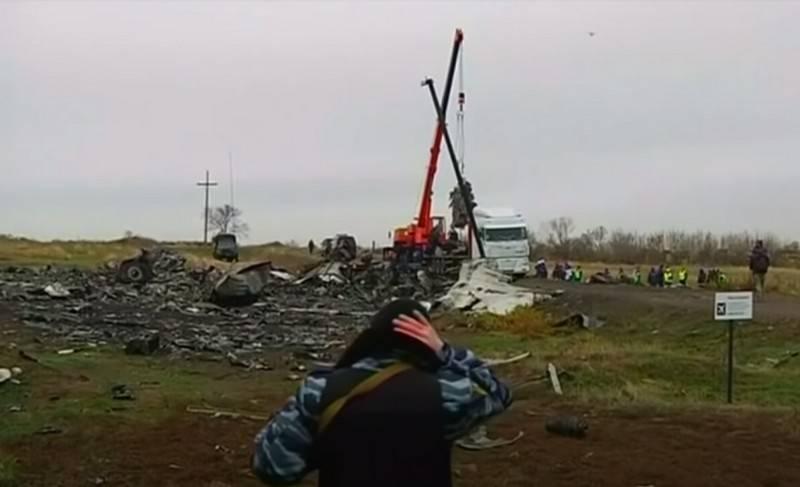 No que diz respeito a Kiev, foi aberta uma investigação ao céu aberto, no acidente do MH17