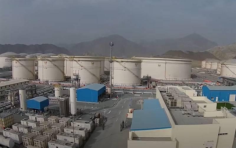 Indien soll seine strategischen Ölreserven in den USA lagern