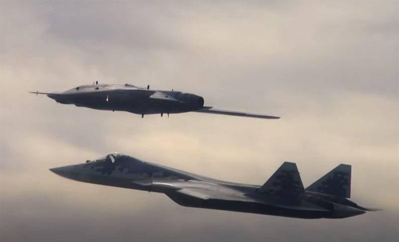 """UAV """"Okhotnik"""": zona de possível aplicabilidade - quase todos os países da OTAN"""