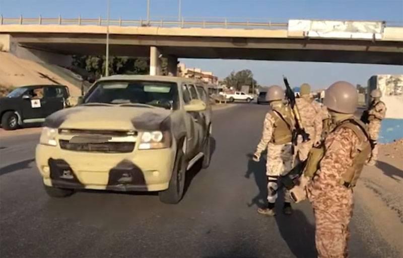 Il Pentagono ha nominato il numero di militanti siriani che la Turchia ha inviato in Libia