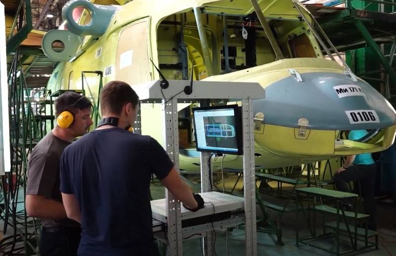 Ulan-Ude aircraft plant expands the range of produced helicopters