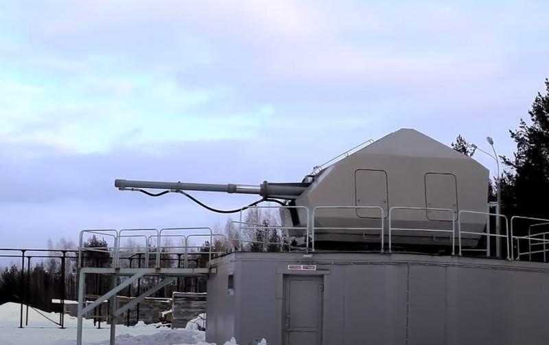 俄罗斯军舰将接受制导炮弹