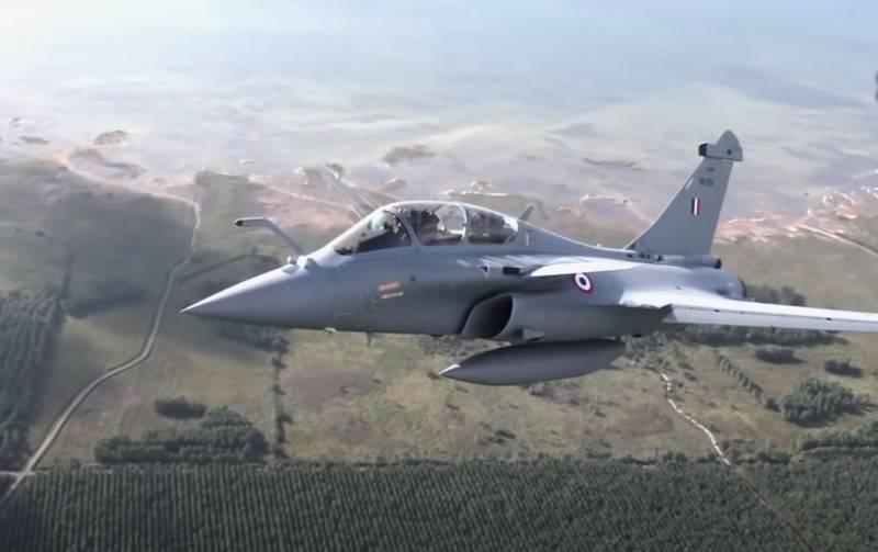 """""""Un nouveau Rafale aidera la Chine"""": l'Indian Air Force a l'intention de déployer des chasseurs dans la zone de conflit"""