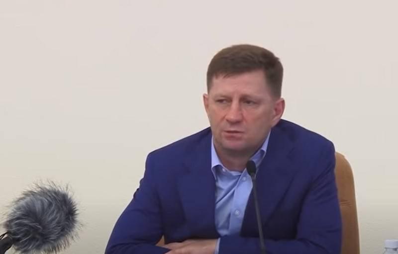 Sergey Furgal verlor den Posten des Gouverneurs des Chabarowsker Territoriums