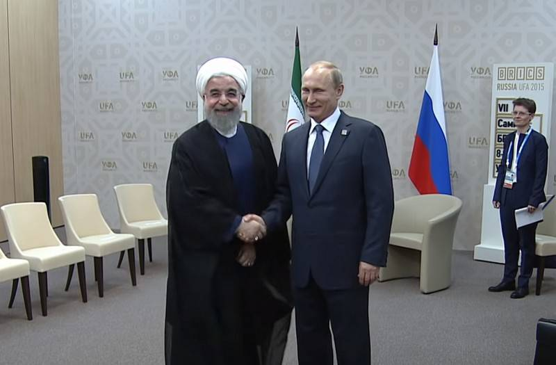 The issue of lifting the embargo: Iran confirmed its readiness to acquire Russian weapons