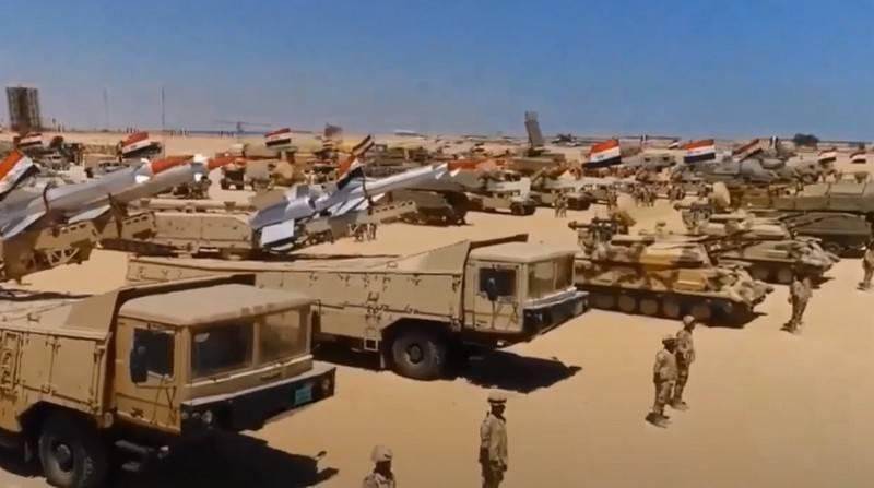 Ägypten ist bereit, nach Libyen einzureisen: Das Parlament des Landes erteilte ein Mandat zur Entsendung von Truppen