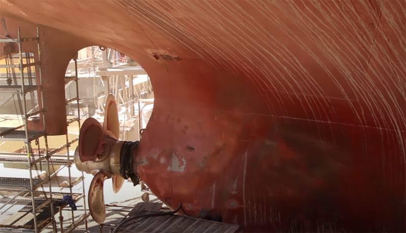 Vamos falar sobre ciência: como os navios protegem contra a corrosão