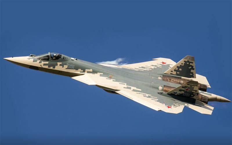 Mit ROFAR kann der Su-57-Jäger auf die Generation 5+ übertragen werden
