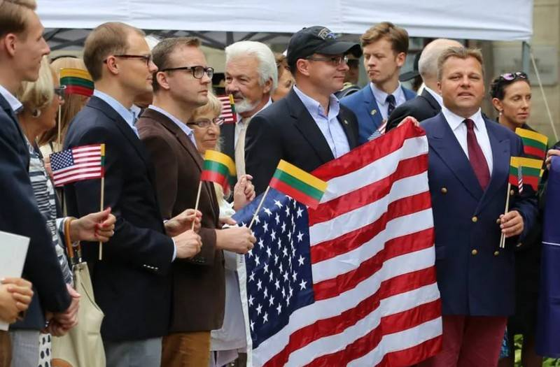 "USA and Baltic states accused Russia of ""rewriting history"""