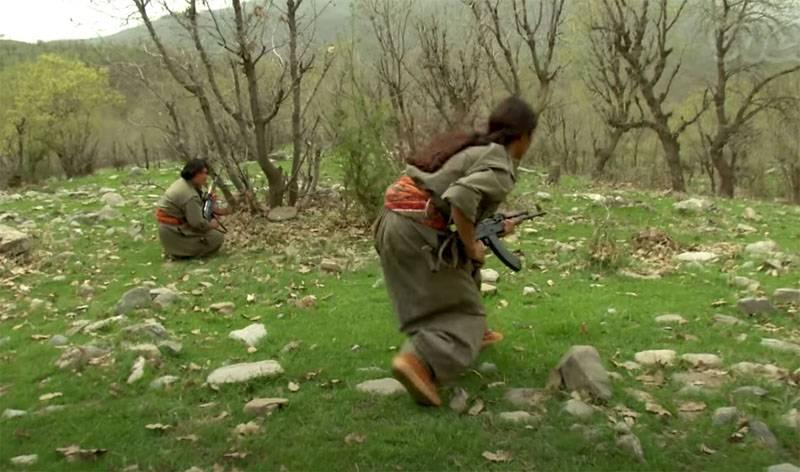 Los kurdos informan una serie de ataques contra el personal militar turco