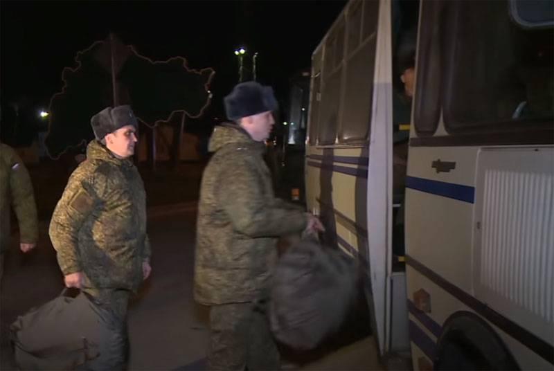 Ucrania quería devolver el ejército ruso al JCCC en Donbass