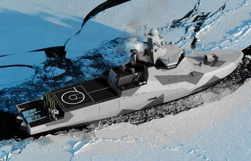 """俄罗斯联邦外交部回应了美国关于在俄罗斯破冰船上安装KR""""口径""""的要求。"""
