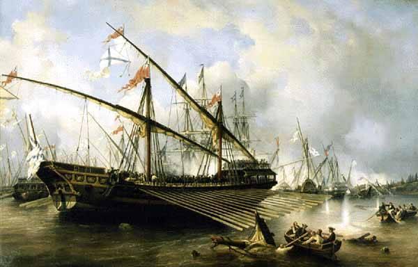 """""""La diligencia y el coraje son superiores a la fuerza"""". Derrota de los suecos en Grengam"""
