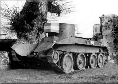 Como acabó el atentado con tanques en Fuentes de Ebro
