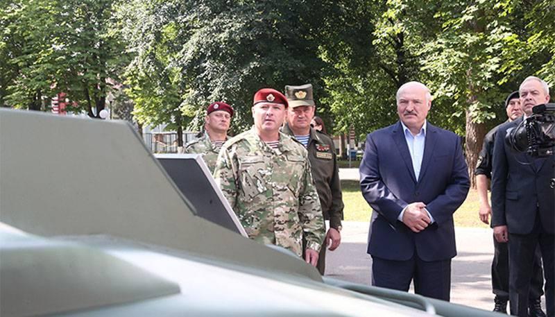 В Белоруссии по-разному комментируют данные о задержании боевиков иностранной ЧВК