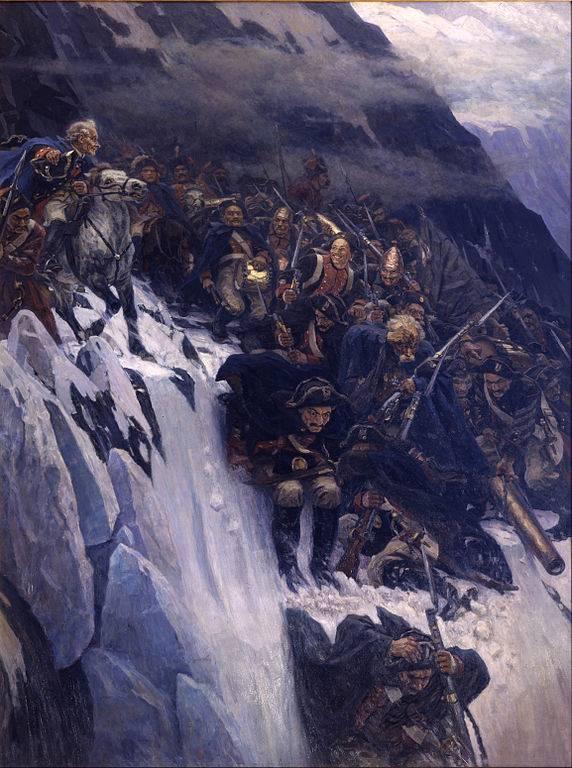 रूसी दंड बटालियन। रूस ने यूरोपीय स्थिरता की लड़ाई क्यों लड़ी