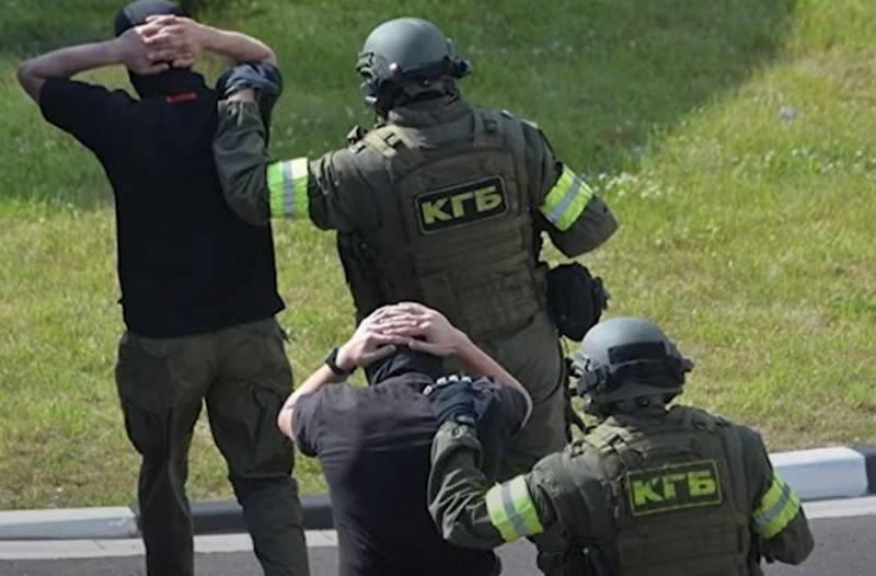 """SBU tiene la intención de extraditar a """"ucranianos"""" detenidos de Bielorrusia"""